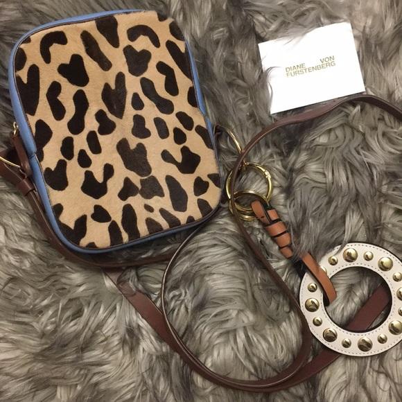 fbb4b93539a3 Diane Von Furstenberg Handbags - DVF Diane Von Furstenberg camera bag